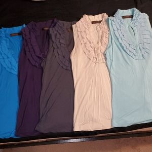 The Limited Business Casual blouses